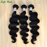 New products on Chinese market human hair weave malaysian loose wave