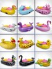 Water Play Equipment Water Park Children Water Games Electric Bumper Boats