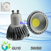 GU10 LED bulb 3W 5W 7W 9W 12W 18W LED spot light E26 E27 Aluminum Alloy LED spotlight