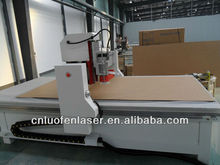 Furniture, food crafts, wood working italy hsd spindle atc cnc router machines