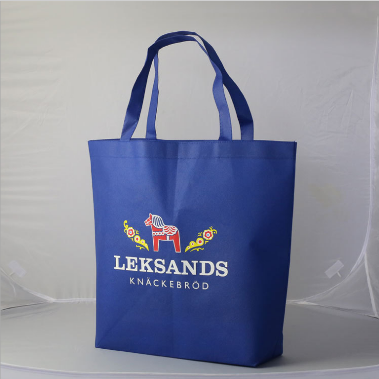 High Quality Non Woven polypropylene Bag With Customized Logo Printing Tote Bag