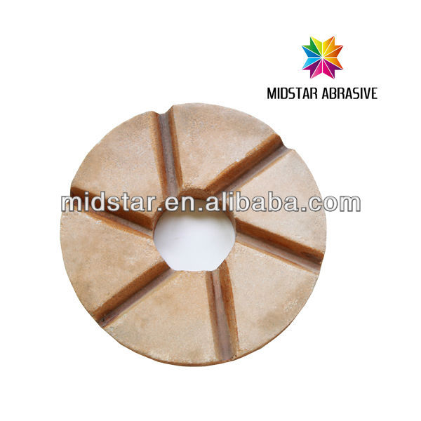 MIDSTAR 5 extra polishing disc for marble