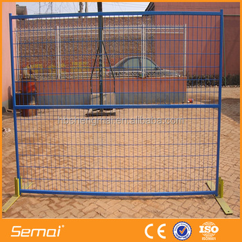 Cheap Price Temporary Fencing For Residential Housing Sites