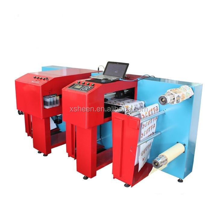 Favorites Compare label offset printing machine / digital paper printer