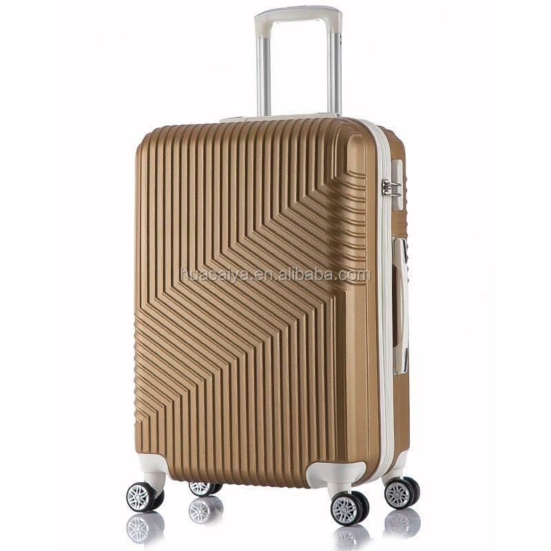 4 spinner abs hand luggage set lightweight suitcase cheap