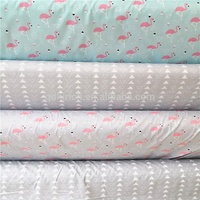 factory price good quality cotton printed fabric