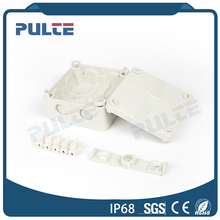 New brand 2017 ip67 plastic waterproof electrical junction box