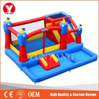 Inflatable Castle, giant inflatable castle playground for kids