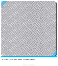 Foshan decorative stainless steel embossed/etching/color coil/sheet