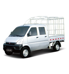incomparable experience multi-utility Double-cab cargo truck
