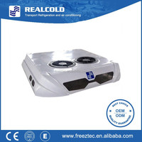 2014 New &fashional Model van air conditioner 10kw for Cooling 6.5m vehicle