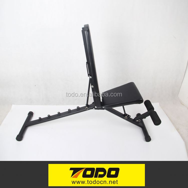 Factory professional fitness second hand sit up bench bodybuilding supplements