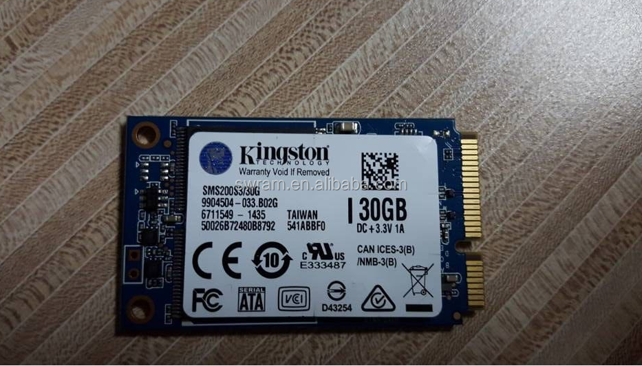 msata ssd 30g/60g full size/half size mini PCIe industrial SSD mini hard disk fast speed top quality