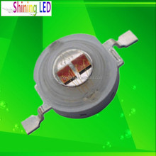 China Muanfacturer Epileds Chip 60 90, 120, 140 Degree 5W 660nm LED for Grow Light