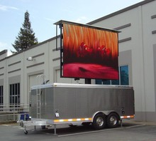 Good price of truck mobile led video display with high quality