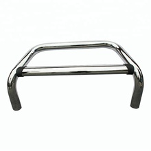 High quality 3 inch stainless steel car front bumper guard grill guard for truck