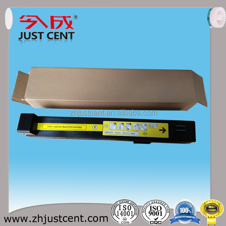 2016 hot sale factory directly supply Printer Cartridge for HP CB380 - 383A with chip