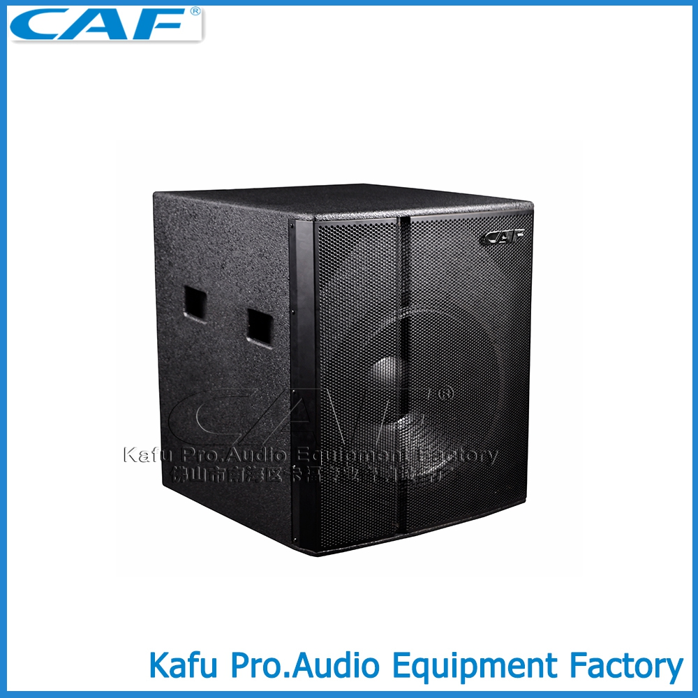 "18"" High Power 2000 W Subwoofer"