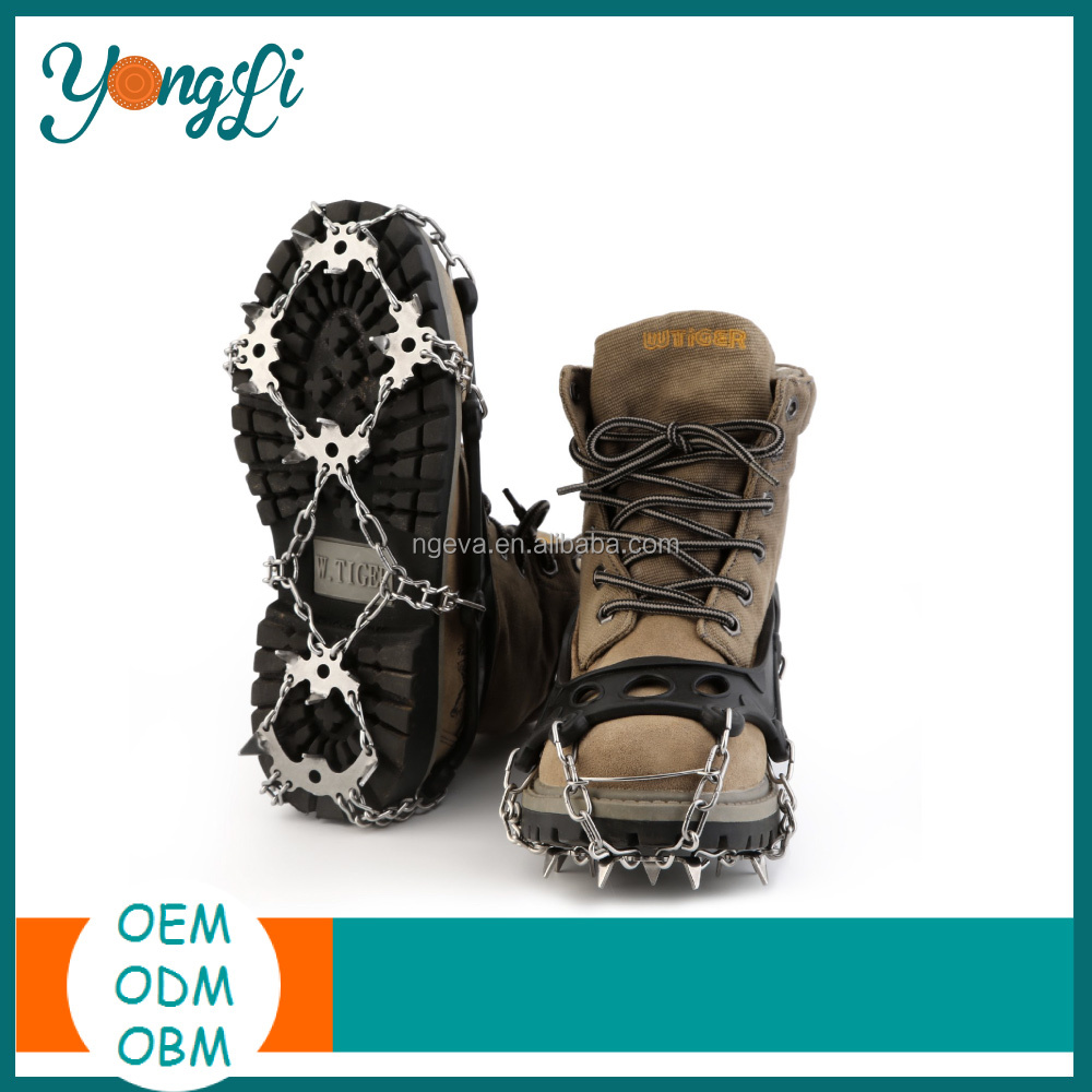 Safety Product Ice And Snow Foot Grips