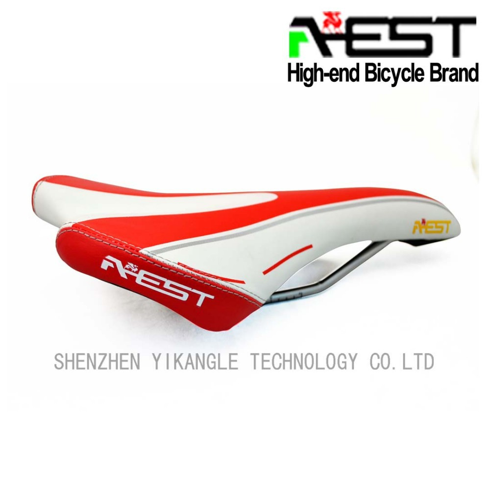 cheap bicycle accessories AEST bike saddle on sale