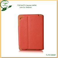 New Arrival luxury pure Real Leather Case for iPad Mini, for iPad Mini mobile phone Cases and covers