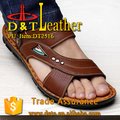 sandals shoes pu leather for man