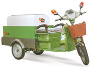 exclusive design electric tricycle for milk delivery
