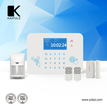 Intercome GSM security alarm,wireless security alarm system