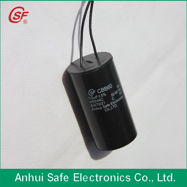 2013 Hot sale in USA CBB60 philips capacitors