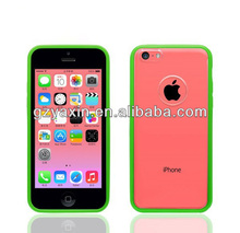 Hot Selling Printing TPU Case For Iphone 5C Case,tpu bumper frame case for iphone 5c