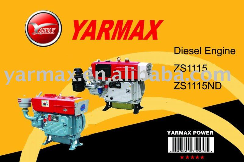 Changchai type Diesel engine ZS1115