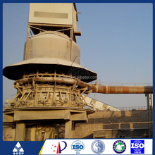 High efficiency rotary kiln sawdust briquette carbonization kiln