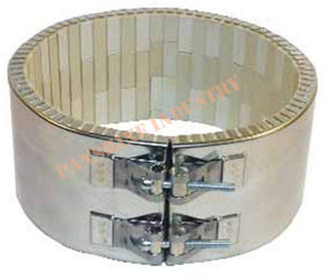 infrared lamp ceramic band heater for circular halogen