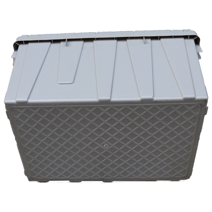 food grade industrial plastic container with lid