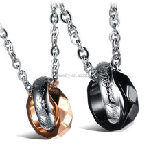 Lord Of The Ring Pendant Affordable Necklaces For Lovers
