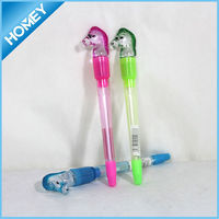 high quality torch light pen for promotion,horse pen,light pen