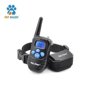 2 in 1 PET-998DRB Remote Dog Training Collar With Static and Vibration Mode
