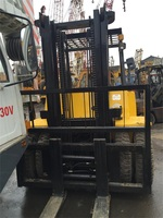 Stable Capability Very Cheap FD100 10 Ton TCM Used Forklift