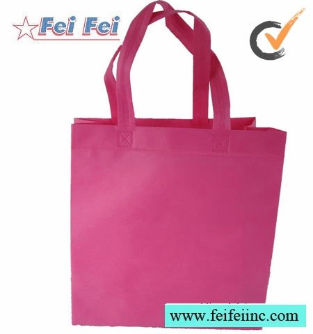 collapsible funny shopping non woven bag price