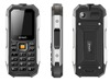 "Waterproof Shockproof 2.0"" 2500mAh Dual SIM Outdoor rugged feature phone Low Cost Touch Screen Mobile Phone"