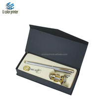 Wholesale printed pen box with blister insert tray