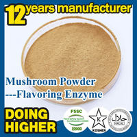 100% high quality factory supply Herbal Extract shiitake mushroom powder