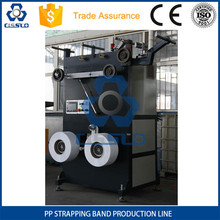 BOX PACKING PP STRAPPING BELT PRODUCT MACHINE LINE