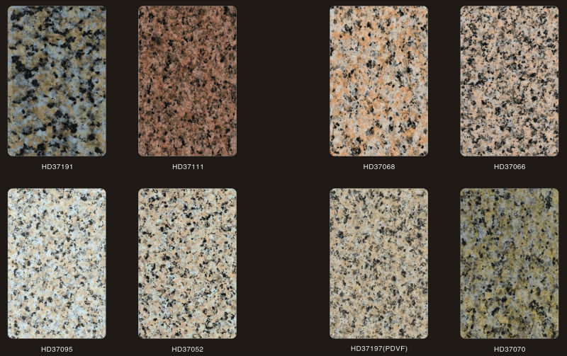 Stone Grain ACP ACM Panel,Stone Texture Aluminum Composite Panel