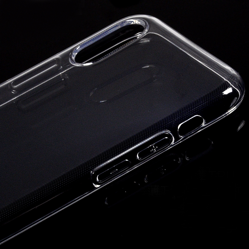 DFIFAN 2018 trending products ultra slim transparent clear mobile case for iphone x back cover