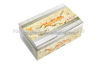 Custom made can be flat packed to save the shipping cost custom cardboard packaging boxes