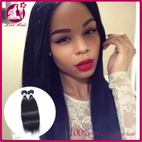 Top quality wholesale grade 7a 8a virgin malaysian straight 100 human hair weave bundles extension for black women