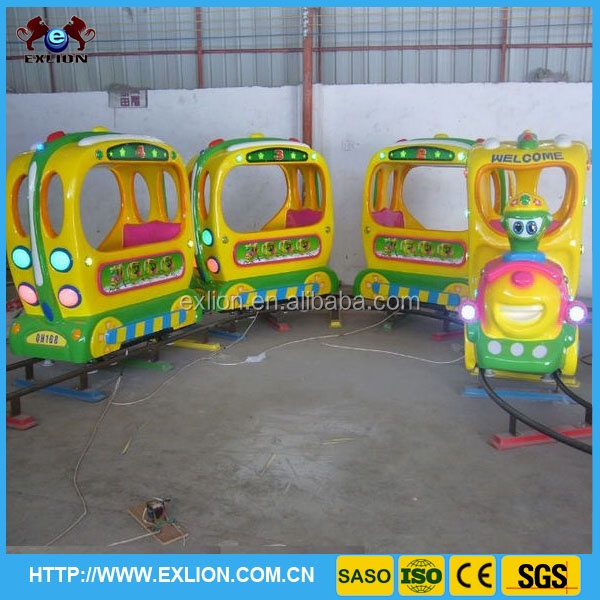 kids electric amusement train rides for sale