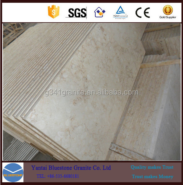 High quality natural stone,burdur beige marble,marble floor design pictures