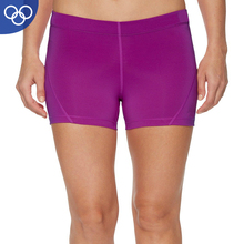 Women yoga compression wear sexy booty running shorts in bulk